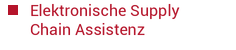 Elektronische Supply Chain Assistenz
